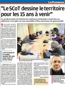 La Provence du 11 02 2016