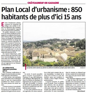 La Provence du 02 03 2016 - Ch de G
